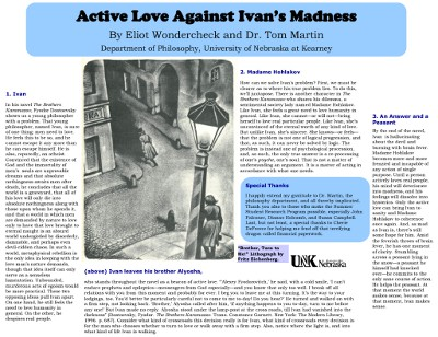 "Poster of ""Active Love Against Ivan's Madness"""