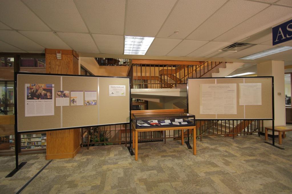 UNK Department Displays « In Brief Online