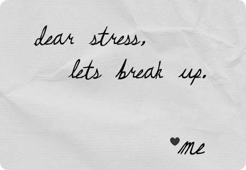 dear-stress