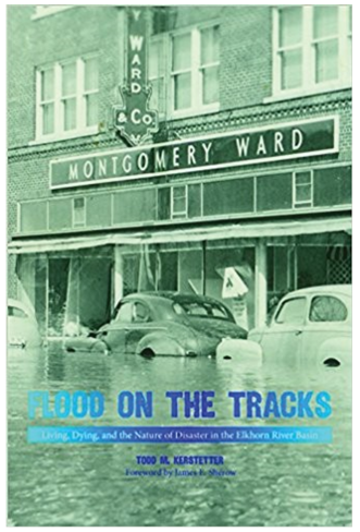 Book Cover Flood on the Tracks