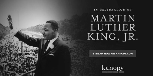 Martin Luthor King, Jr. films