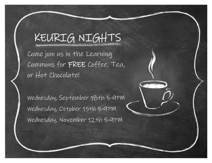 Keurig Nights F2019