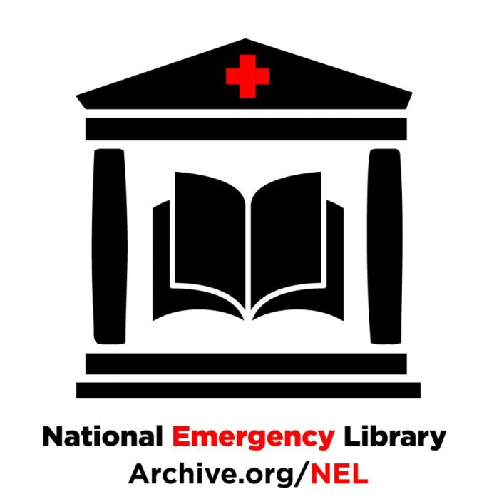 National Emergency Library Archive